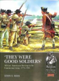 Cover image for 'They Were Good Soldiers'