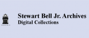 The Stewart Bell Jr. Archives Digital Collection Logo
