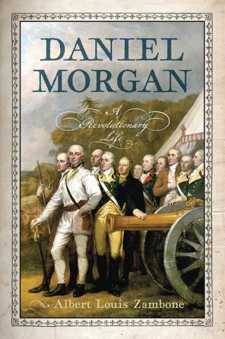 Book cover of Daniel Morgan