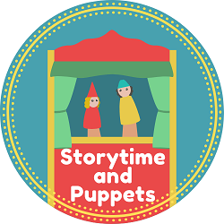 Storytime and Puppets Badge