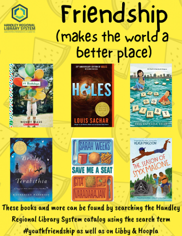 Middle Grade Friendship Books