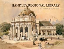 Handley Regional Library: The First One Hundred Years cover photo
