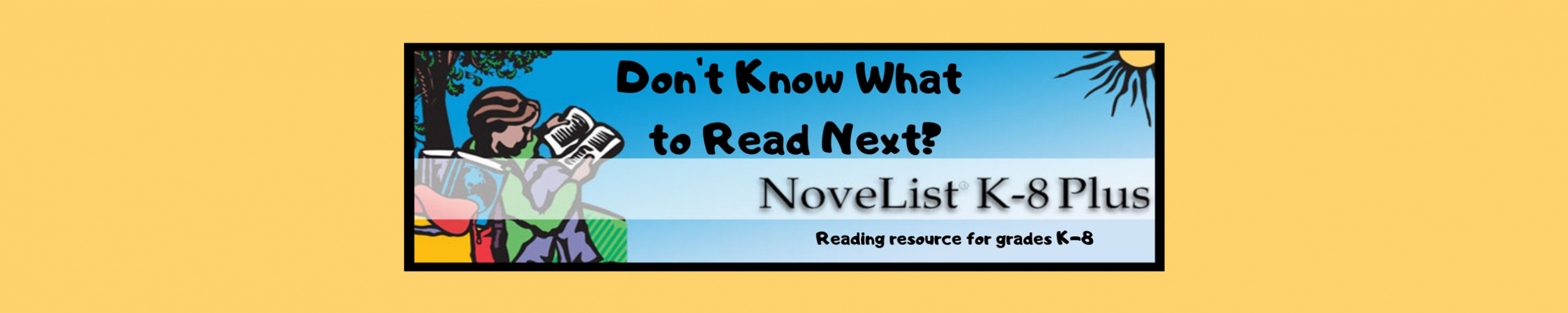 Novelist slide