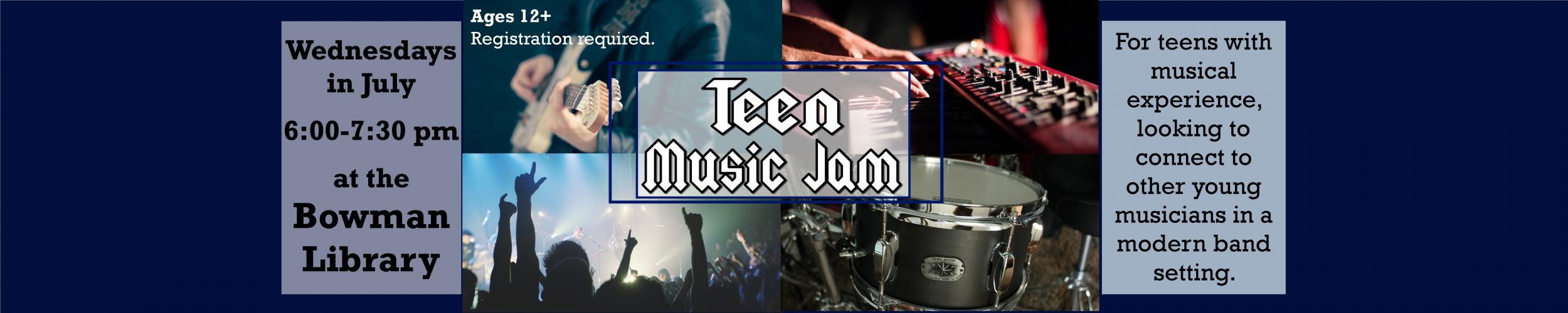 Teen Music Jam