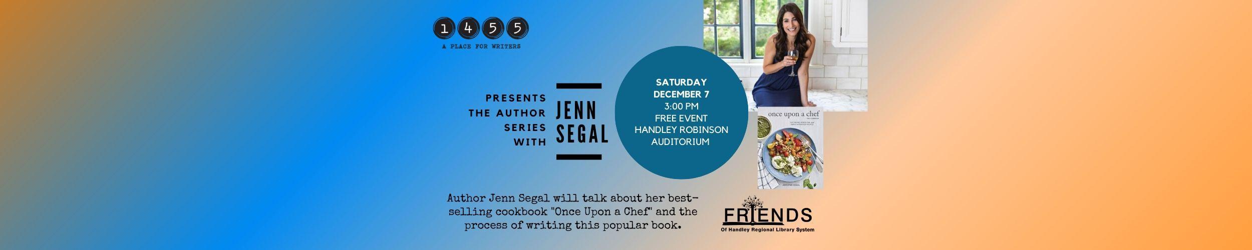 1455: Jenn Segal
