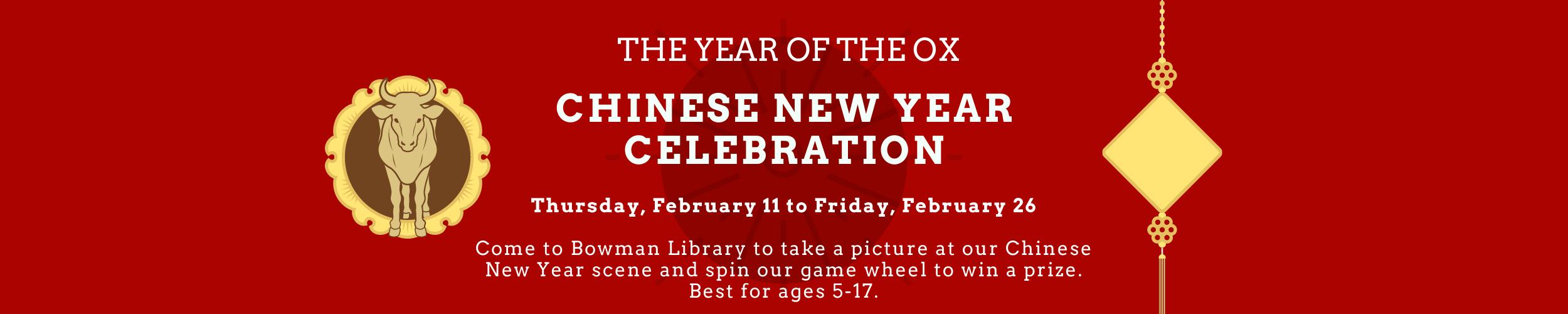 Chinese New Year Slide