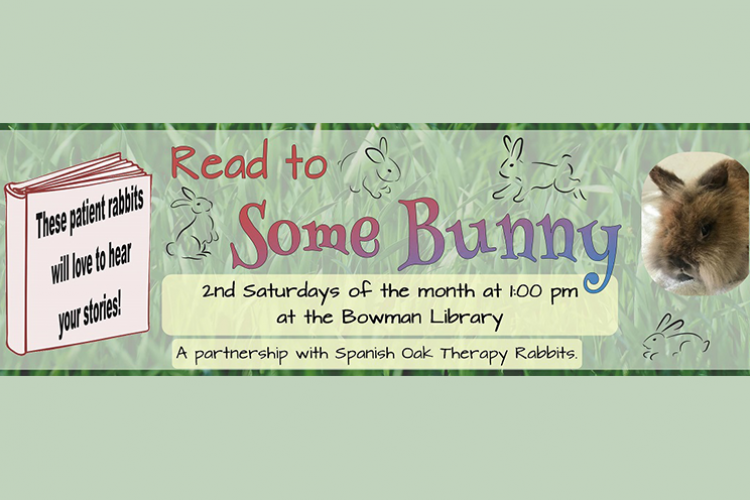 Read to Some Bunny slide