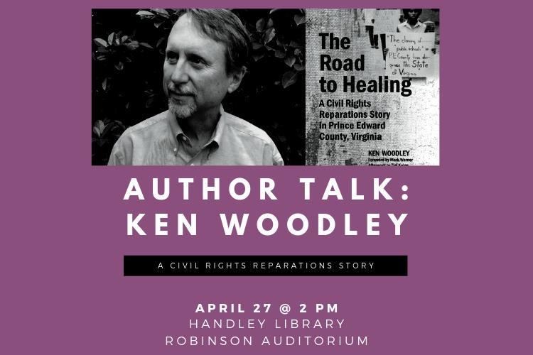 Author Talk: Ken Woodley