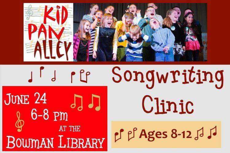 Kid Pan Alley Songwriting