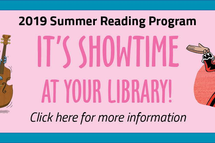 Youth Services Summer Reading Program Slide