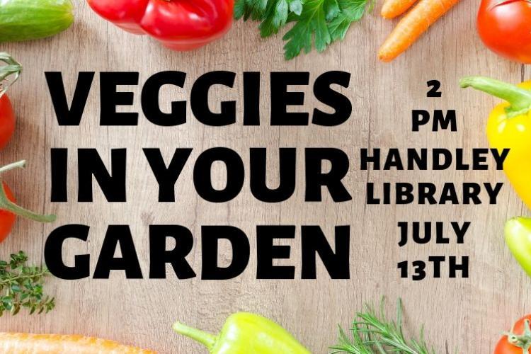 Veggies In Your Garden