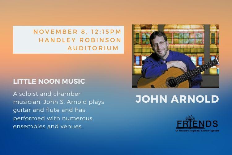 Little Noon Music: John Arnold