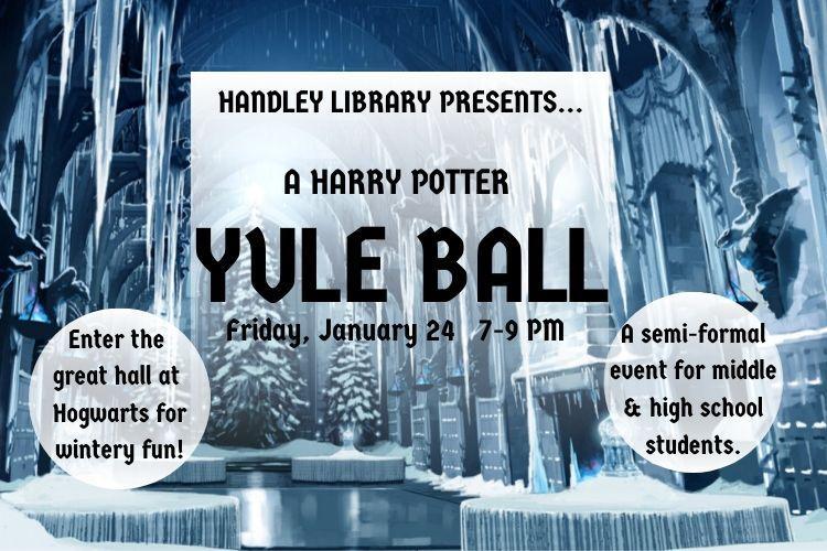 Harry Potter Yule Ball
