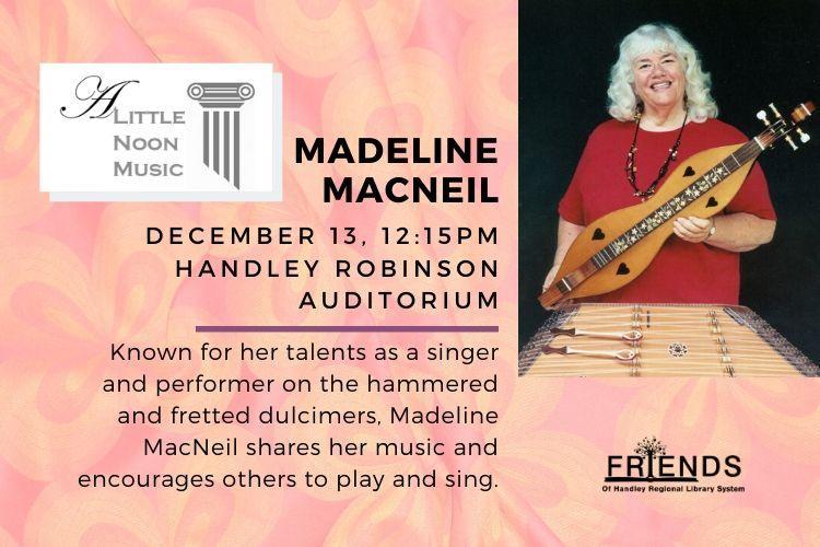 Little Noon: Madeline MacNeil