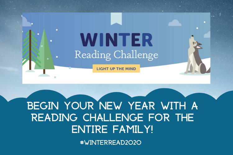 winter reading challenge info