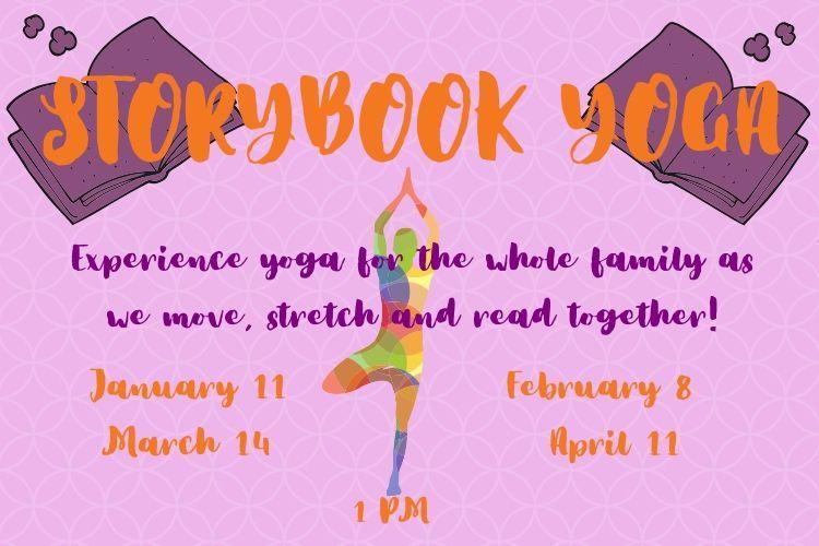 Storybook Yoga slide
