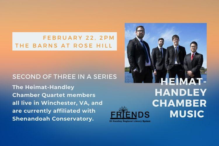 Heimat-Handley Quartet