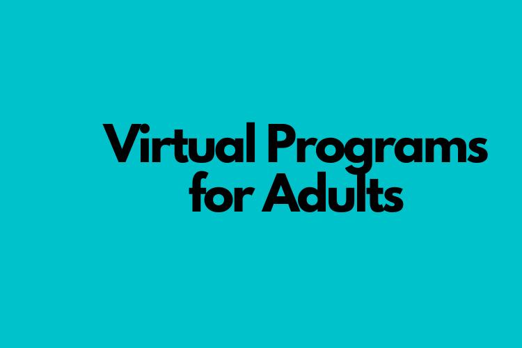 Adult Programs