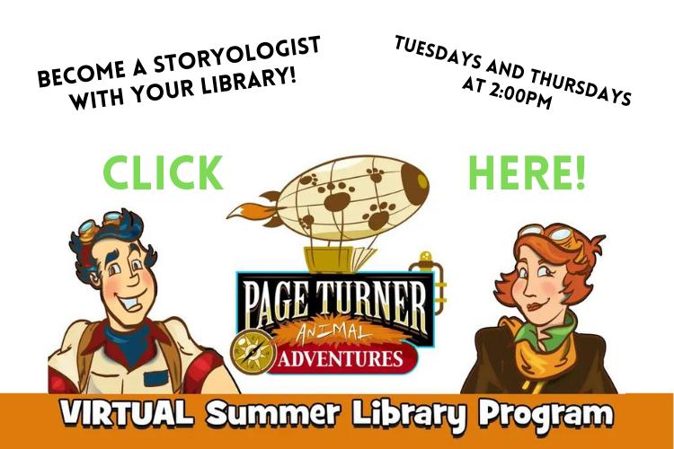 Page Turner Animal Adventures Slide