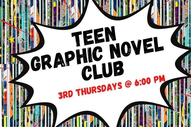 Teen Graphic Novel Club @HL